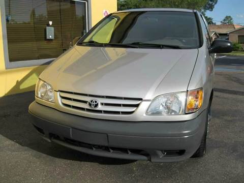 2001 Toyota Sienna for sale in Pinellas Park, FL