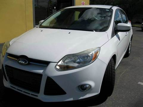 2012 Ford Focus for sale in Pinellas Park, FL