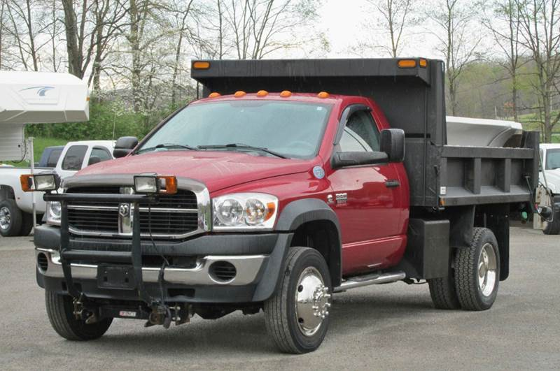 2009 dodge ram 5500 slt regular cab 4x4 dump truck in home pa griffith auto sales. Black Bedroom Furniture Sets. Home Design Ideas