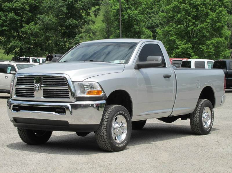 2010 dodge ram pickup 2500 4x4 st 2dr regular cab 8 ft lb pickup in home pa griffith auto sales. Black Bedroom Furniture Sets. Home Design Ideas