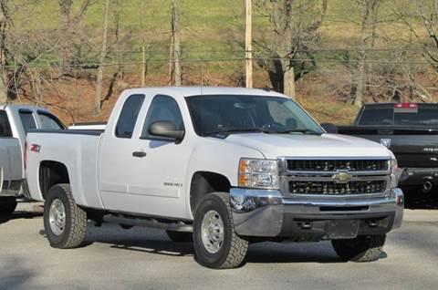 Chevrolet silverado 2500 for sale in bay city mi for Griffith motors home pa