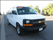 2010 Chevrolet Express for sale in Oakdale CA