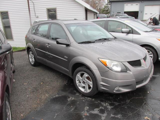 2003 Pontiac Vibe for sale in JACKSON MI