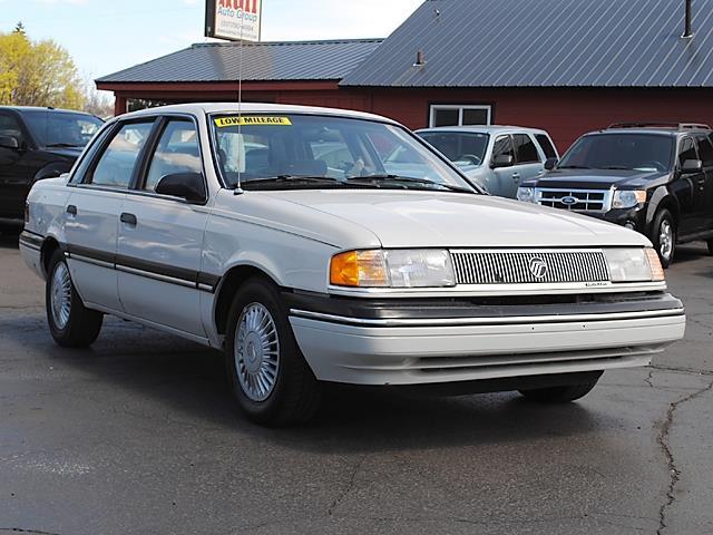 1990 Mercury Topaz
