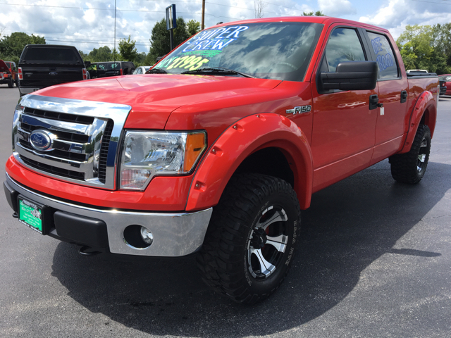 2012 Ford F-150 XLT 4x4 4dr SuperCrew Styleside 5.5 ft. SB - Delaware OH
