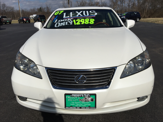 2007 Lexus ES 350 Base 4dr Sedan - Delaware OH