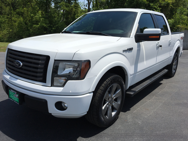 2012 Ford F-150 FX2 4x2 4dr SuperCrew Styleside 5.5 ft. SB - Delaware OH