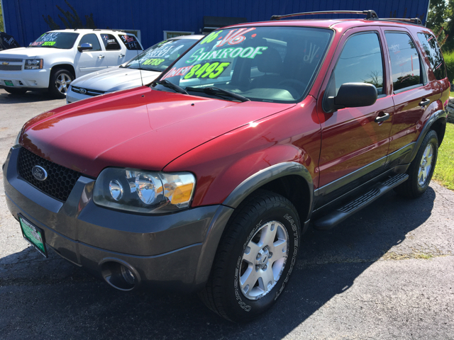 2006 Ford Escape AWD XLT Sport 4dr SUV - Delaware OH