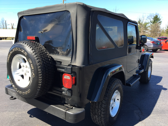 2006 Jeep Wrangler Unlimited 2dr SUV 4WD - Delaware OH