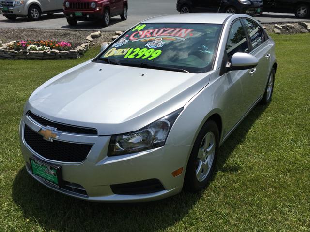 2014 Chevrolet Cruze 1LT Auto 4dr Sedan w/1SD - Delaware OH