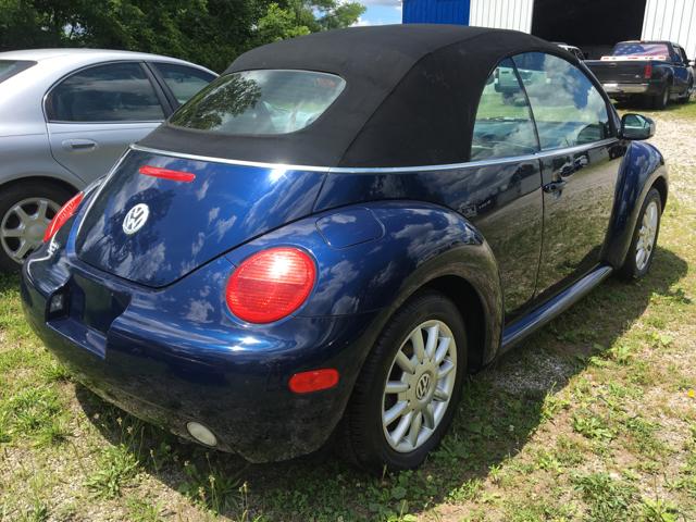 2004 Volkswagen New Beetle GLS 2dr Convertible - Delaware OH