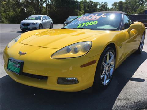 2009 Chevrolet Corvette for sale in Delaware, OH
