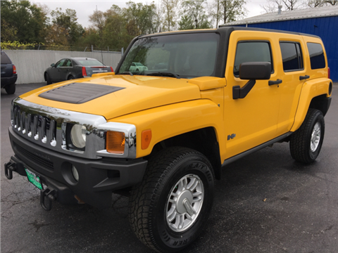 2006 HUMMER H3 for sale in Delaware, OH