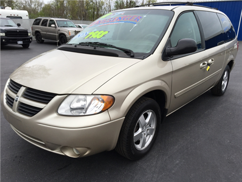 2007 Dodge Grand Caravan for sale in Delaware, OH