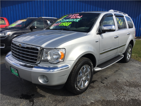 chrysler aspen for sale ohio. Cars Review. Best American Auto & Cars Review