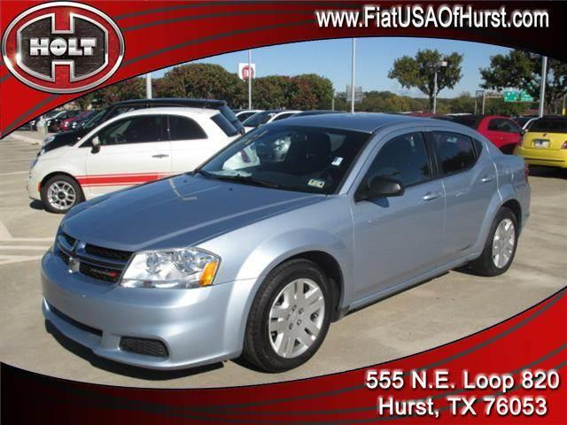 2013 DODGE AVENGER 4DR SDN SE sky blue 2013 avenger with se trim package  equipped with keyless e