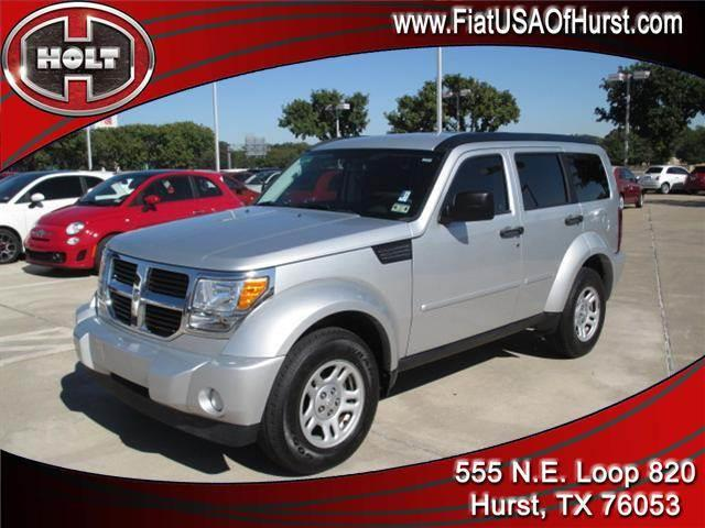 2011 DODGE NITRO 2WD 4DR SE bright silver metallic youve seen these suvs on the roadone of a