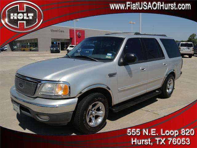 2001 FORD EXPEDITION 119 WB XLT silver birch local trade-in  2001 expedition with xlt trim package