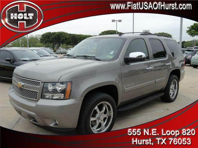 2008 CHEVROLET TAHOE LS 4WD gray check out this awesome ride because its looking for a new driver