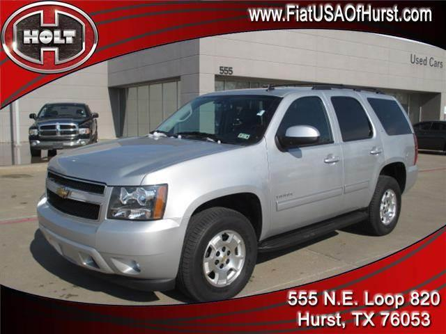 2013 CHEVROLET TAHOE 4WD 4DR 1500 LT silver when it comes to large suvs  its tough to beat this 2