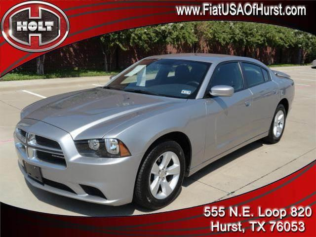 2011 DODGE CHARGER 4DR SDN SE RWD gray beautiful smokin grey dodge charger that is dodge certifie