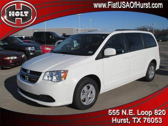 2013 DODGE GRAND CARAVAN 4DR WGN SXT stone white this 2013 grand caravan offers agile handling  cl