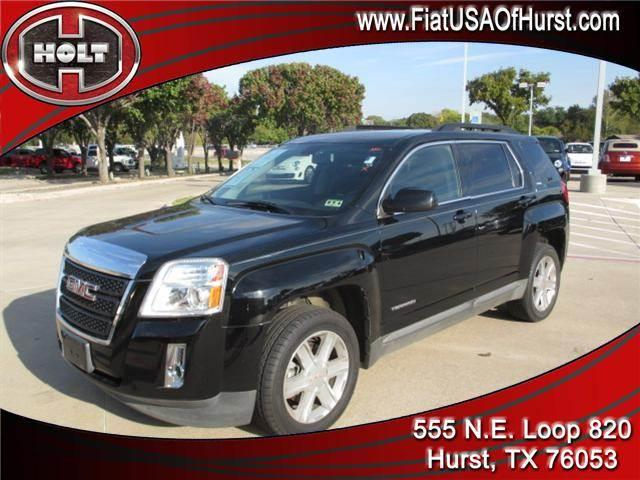 2010 GMC TERRAIN FWD 4DR SLT-1 black onyx this 2010 terrain is a mid-sized suv made on a unibody p
