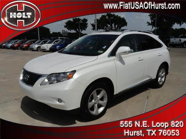 2010 LEXUS RX 350 AWD 4DR pearl white 2010 rx 350 with remaining factory warranty  nicely equippe