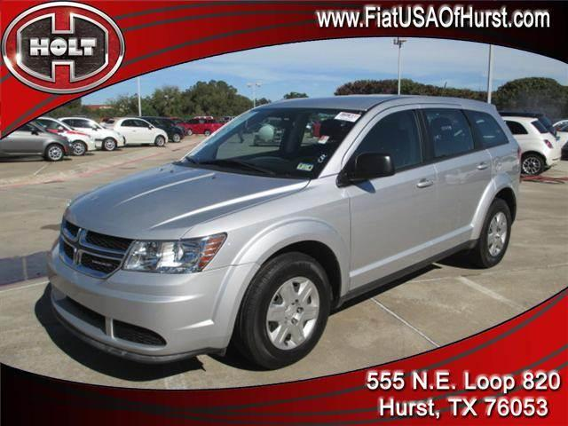 2012 DODGE JOURNEY - silver birch local trade-in 2012 journey with less than 20 000 miles se trim