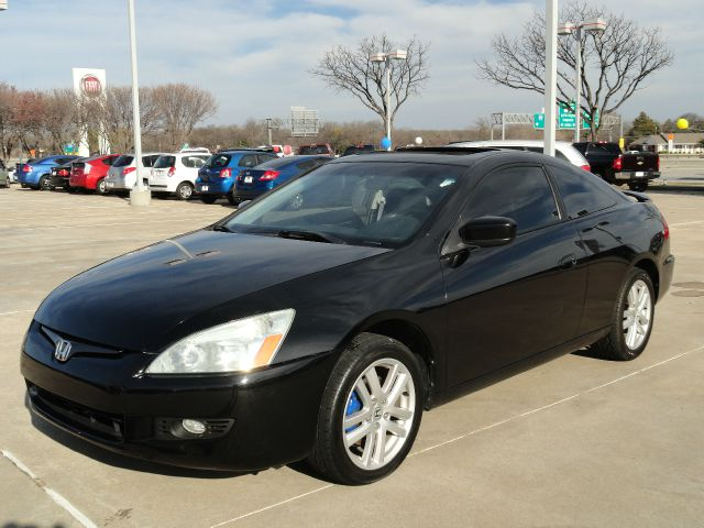 2004 HONDA ACCORD EX V-6 COUPE 6-SPEED MT WITH X black midnight beautiful and rare black midnight