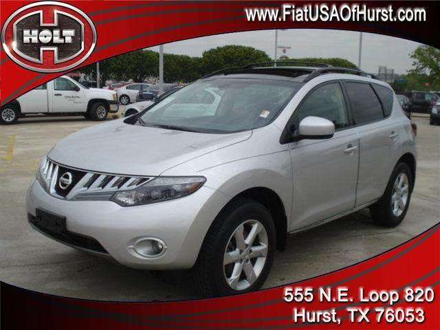 2009 NISSAN MURANO SL silver extremely clean  loaded  sl model  navigation system  backup camera