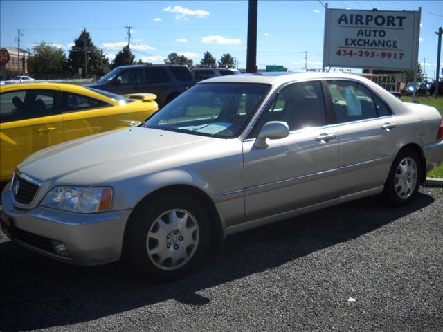 Used 2003 Acura Rl For Sale Carsforsale Com