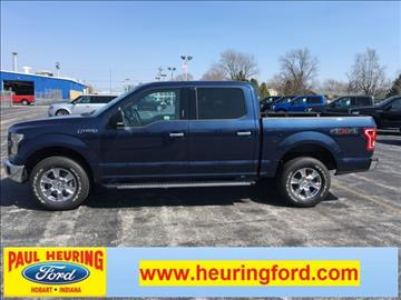 2016 Ford F-150 for sale in Hobart, IN