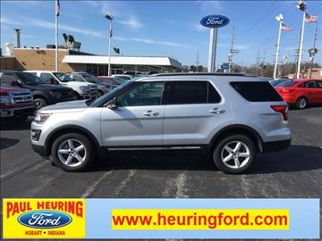 2016 Ford Explorer for sale in Hobart, IN