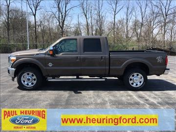 2016 Ford F-250 Super Duty for sale in Hobart, IN