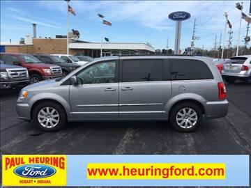 2014 Chrysler Town and Country for sale in Hobart, IN