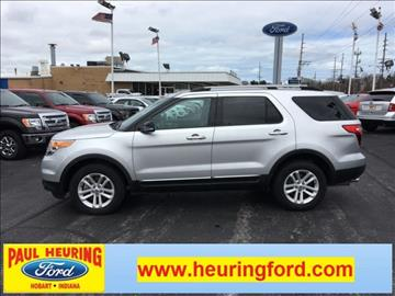 2015 Ford Explorer for sale in Hobart, IN