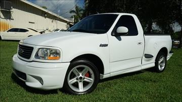 2004 Ford F 150 SVT Lightning For Sale Los Angeles CA