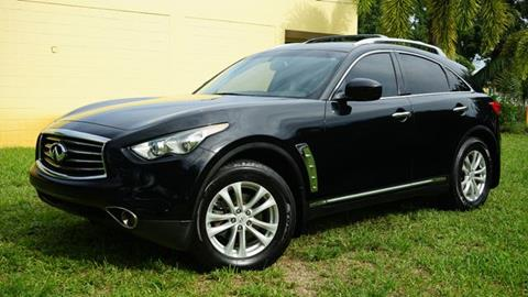 2012 Infiniti FX35 for sale in Lighthouse Point, FL
