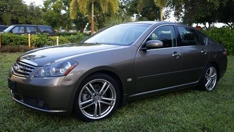 2007 Infiniti M45 for sale in Lighthouse Point, FL