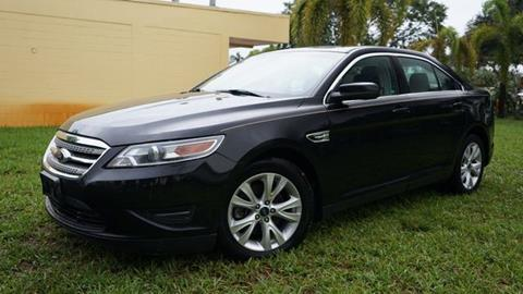 2012 Ford Taurus for sale in Lighthouse Point, FL