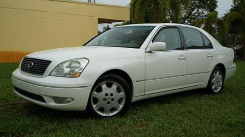 2003 Lexus LS 430 for sale in Lighthouse Point, FL