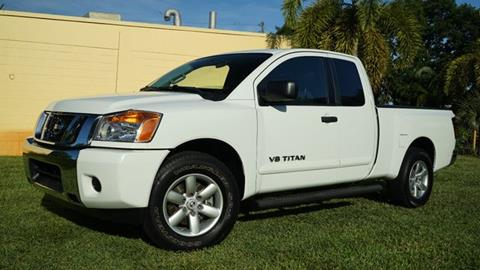2013 Nissan Titan for sale in Lighthouse Point, FL