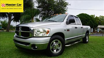 2007 Dodge Ram Pickup 2500 for sale in Lighthouse Point, FL