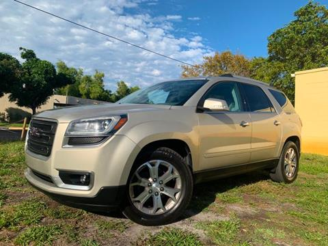 2013 GMC Acadia for sale in Lighthouse Point, FL