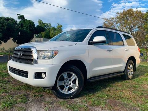 used toyota sequoia for sale in florida - carsforsale®
