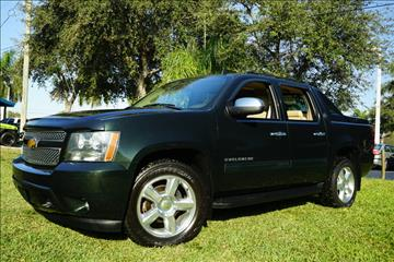 2013 Chevrolet Black Diamond Avalanche for sale in Lighthouse Point, FL