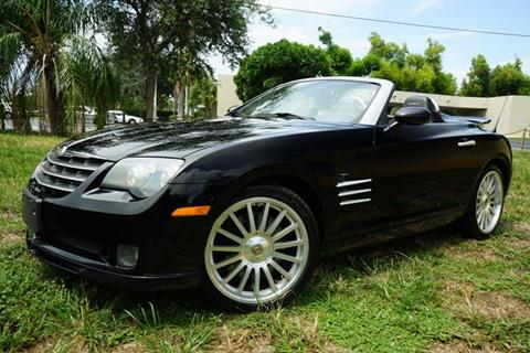 Chrysler Crossfire Srt 6 For Sale In San Bernardino Ca