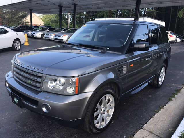 2008 Land Rover Range Rover Sport HSE 4x4 4dr SUV - Snellville GA