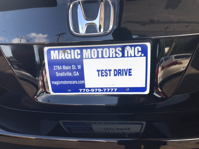2012 Honda Civic Si 2dr Coupe w/Summer Tires and Navi - Snellville GA